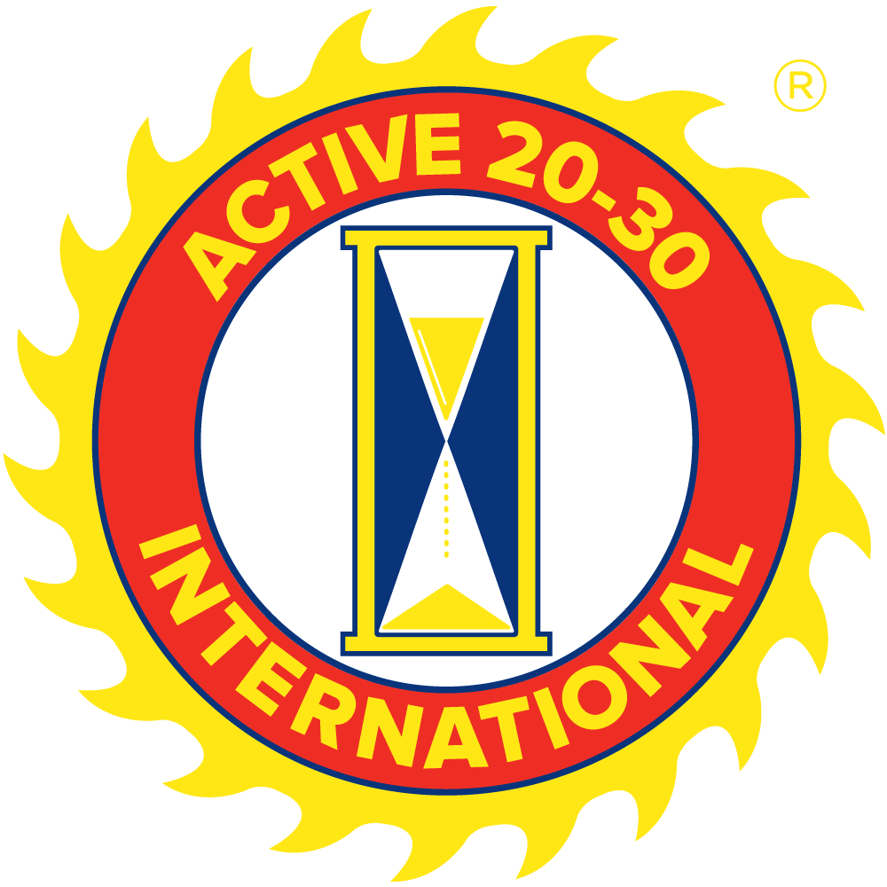 Active 20-30 Club logo